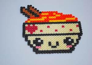 Art Pixel Art Facile Kawaii Nourriture